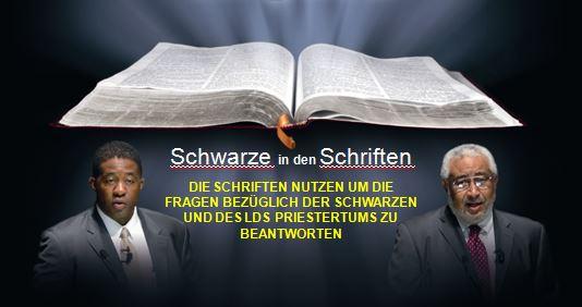 Schwarze in den Schriften